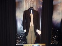 Doctor Who Experience First Doctor costume 1963-66 & 4th June 2011: London